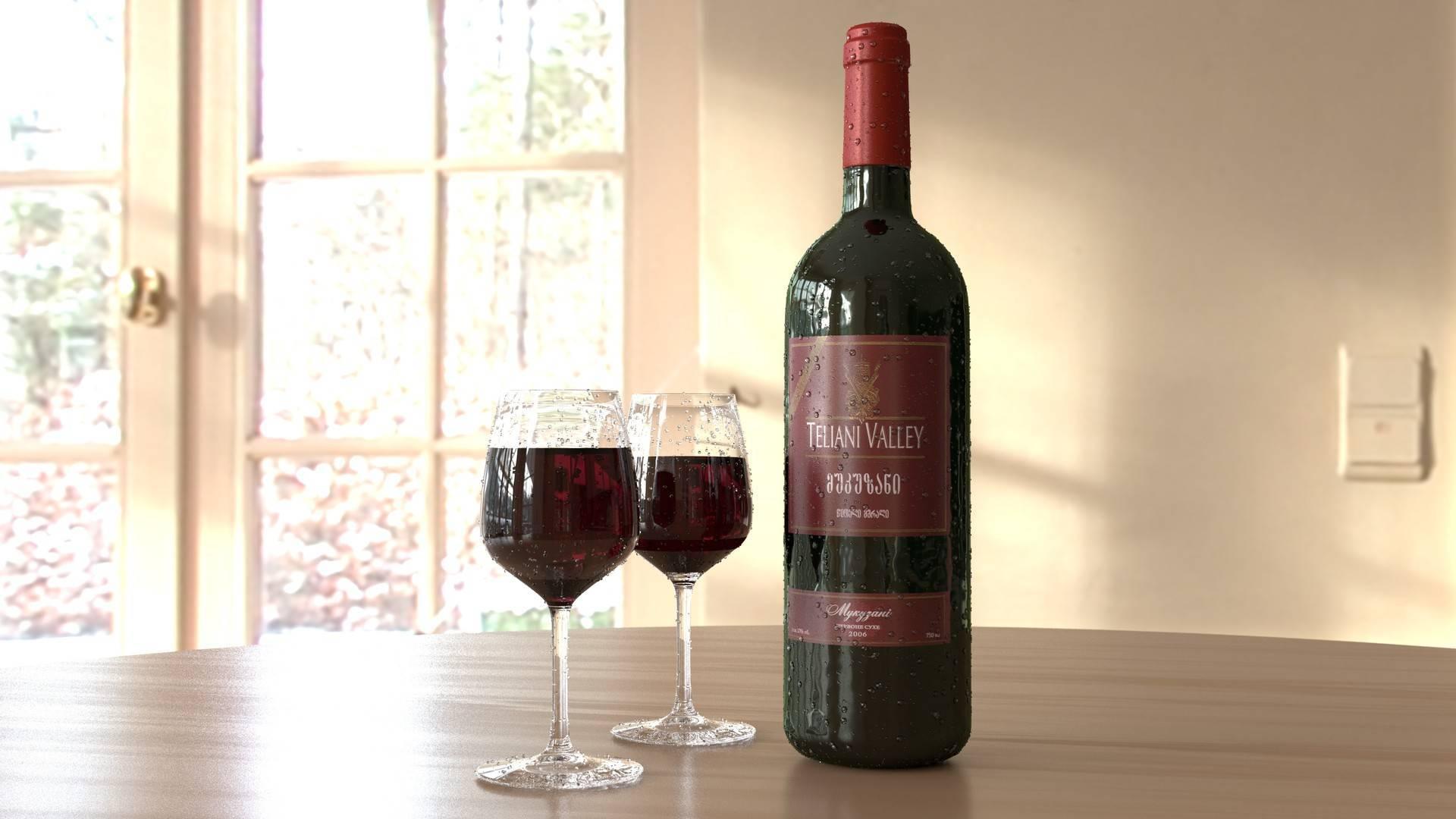 Вино мукузани – остория напитка из грузии + видео | наливали