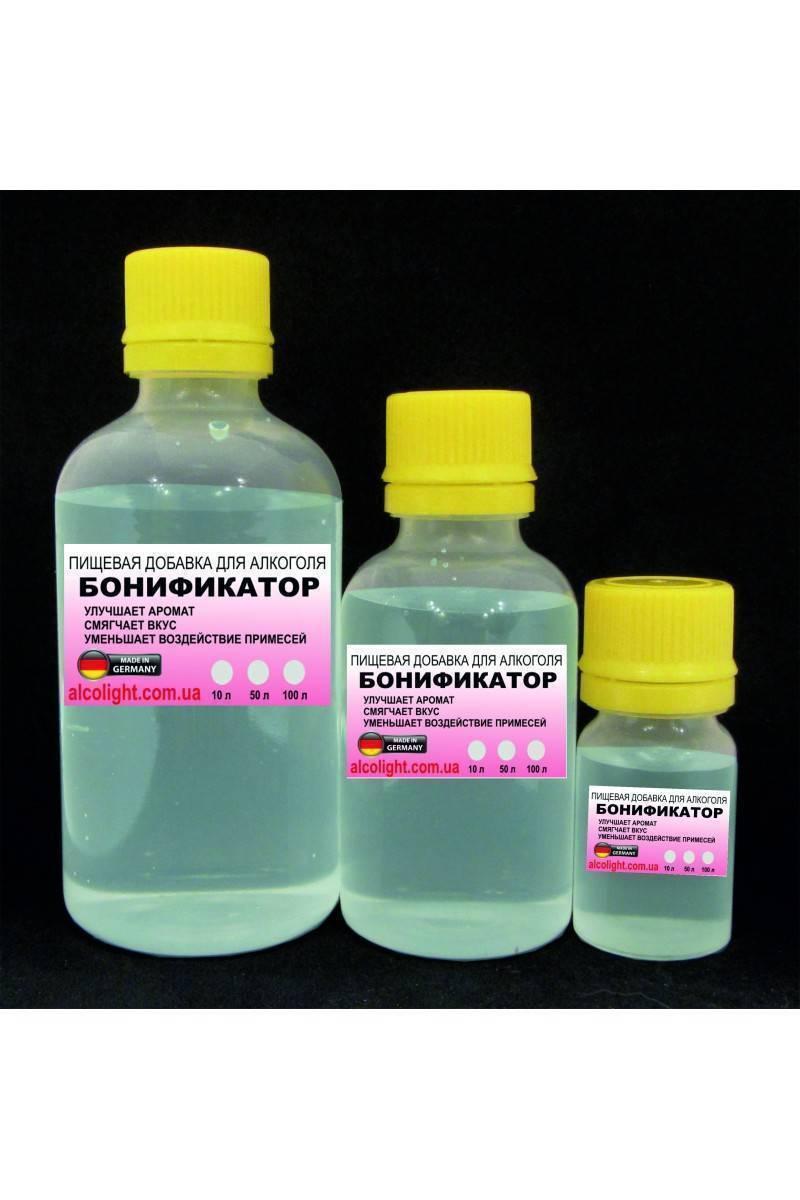 Бонификатор для самогона улучшит вкус и аромат напитка