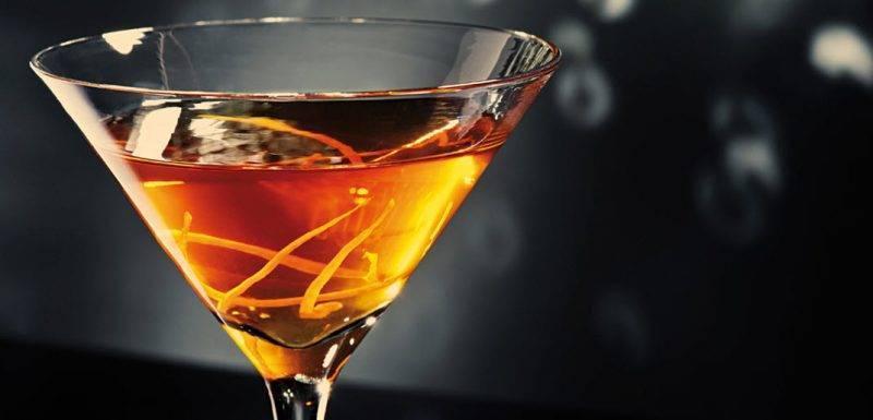 Манхэттен (коктейль)