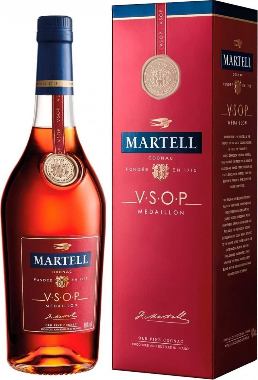 Коньяк мартель (martell) — национальное достояние франции