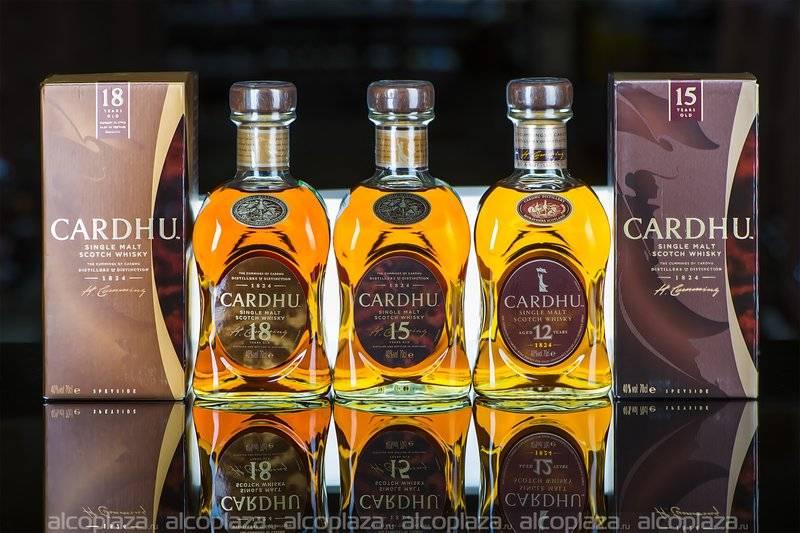 Все, что нужно знать о виски карду (cardhu)— описание вкусовых качеств, стоимость в россии