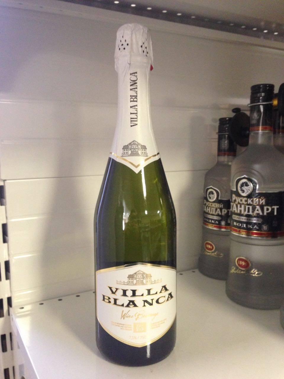 Обзор шампанского moscato