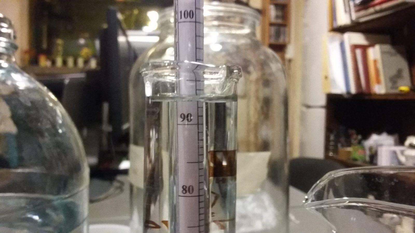 Узнайте, как пользоваться спиртометром — определяем крепость самогона, пива и вина