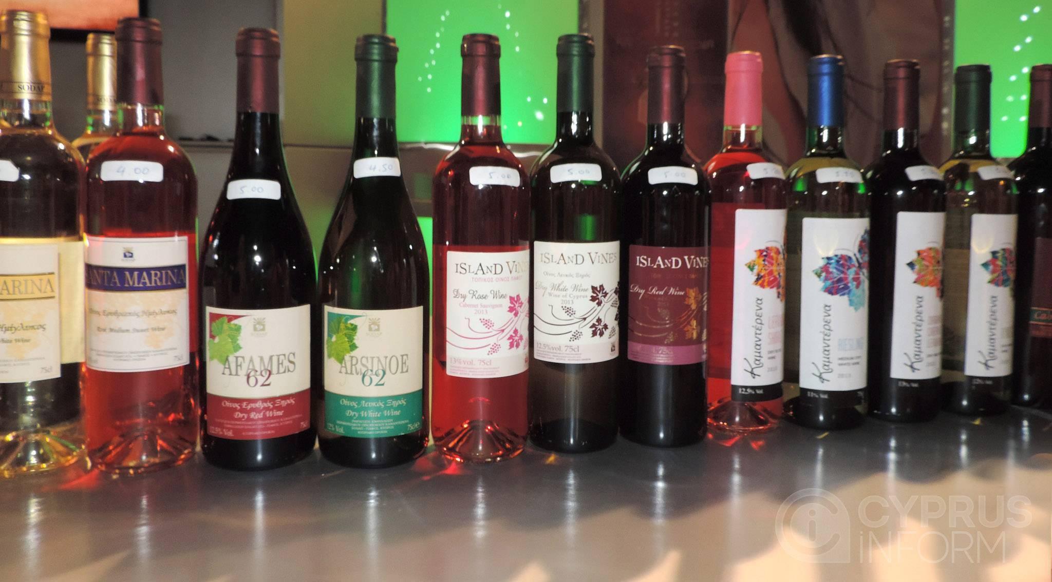 Какое вино привезти с кипра