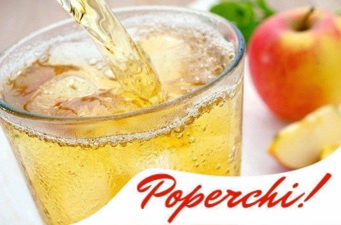 Сидр из недозрелых яблок. домашний яблочный сидр — пошаговый фото рецепт приготовления в домашних условиях. учимся правильно употреблять