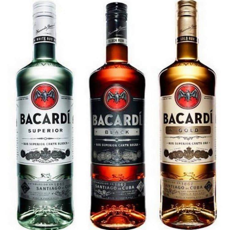 Обзор рома bacardi (бакарди): виды, история, как отличить подделку от оригинала