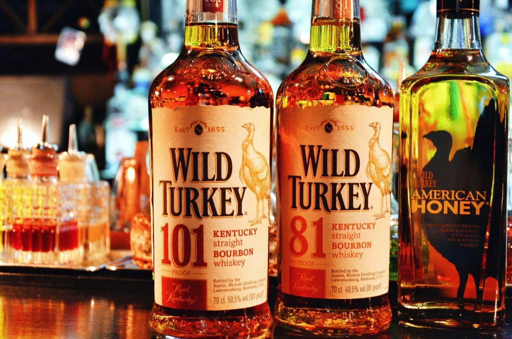 Wild turkey — википедия переиздание // wiki 2