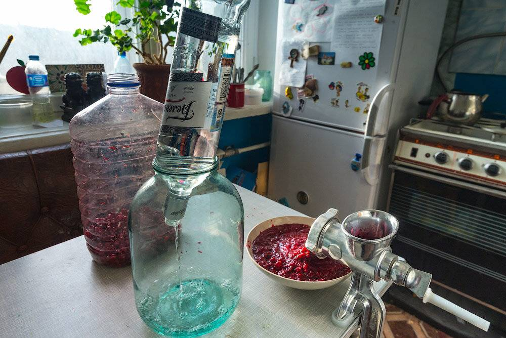 Наливка из брусники: 4 рецепта в домашних условиях