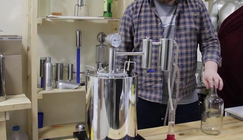 Брага на горохе для самогона: технология приготовления