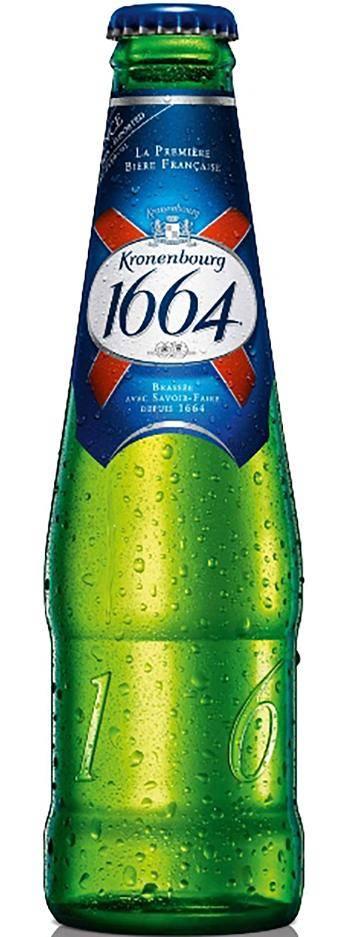 Пиво кроненберг 1664: история, особенности, виды ⛳️ алко профи