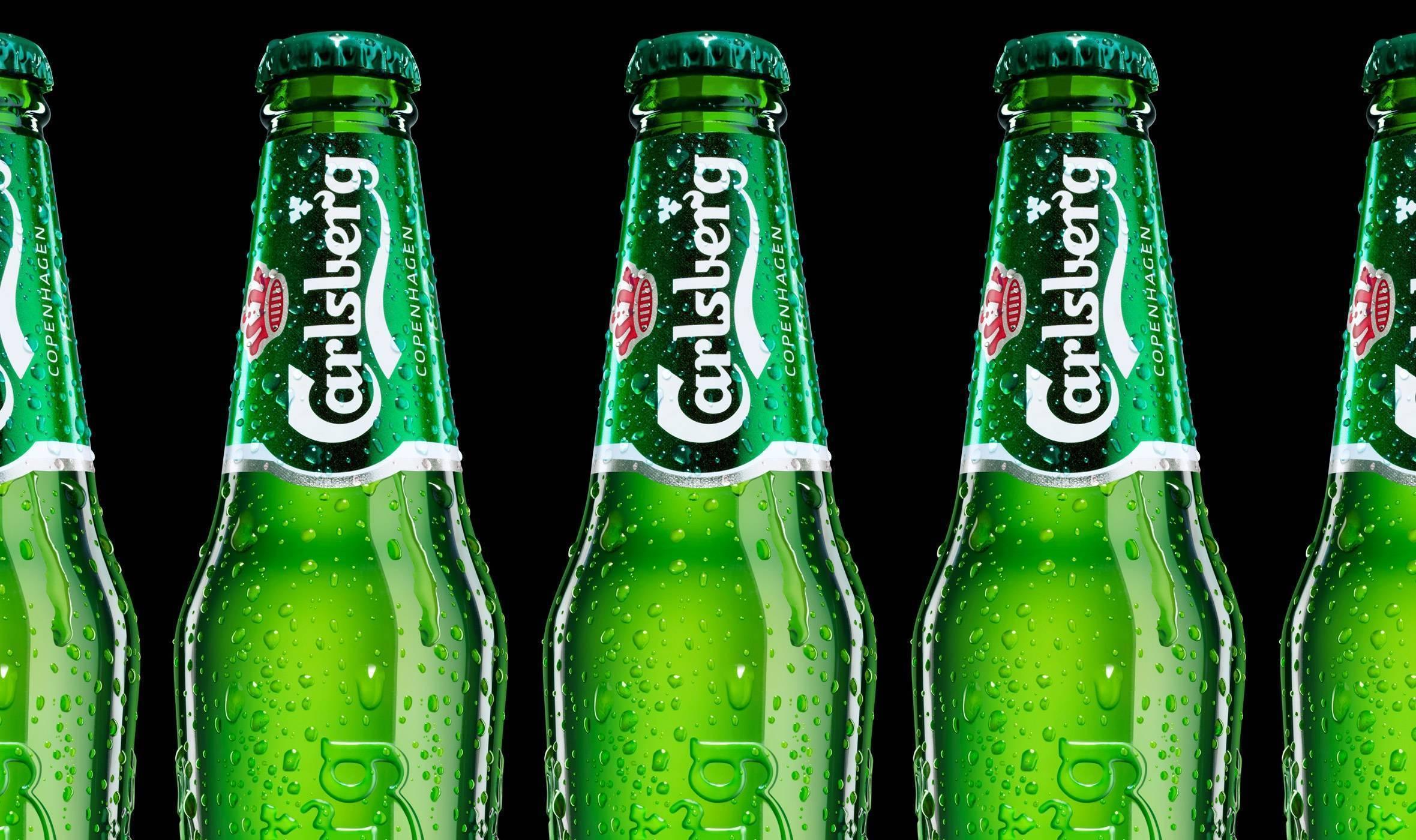 Пиво карлсберг в жестяных банках. сколько градусов в пиве карлсберг
