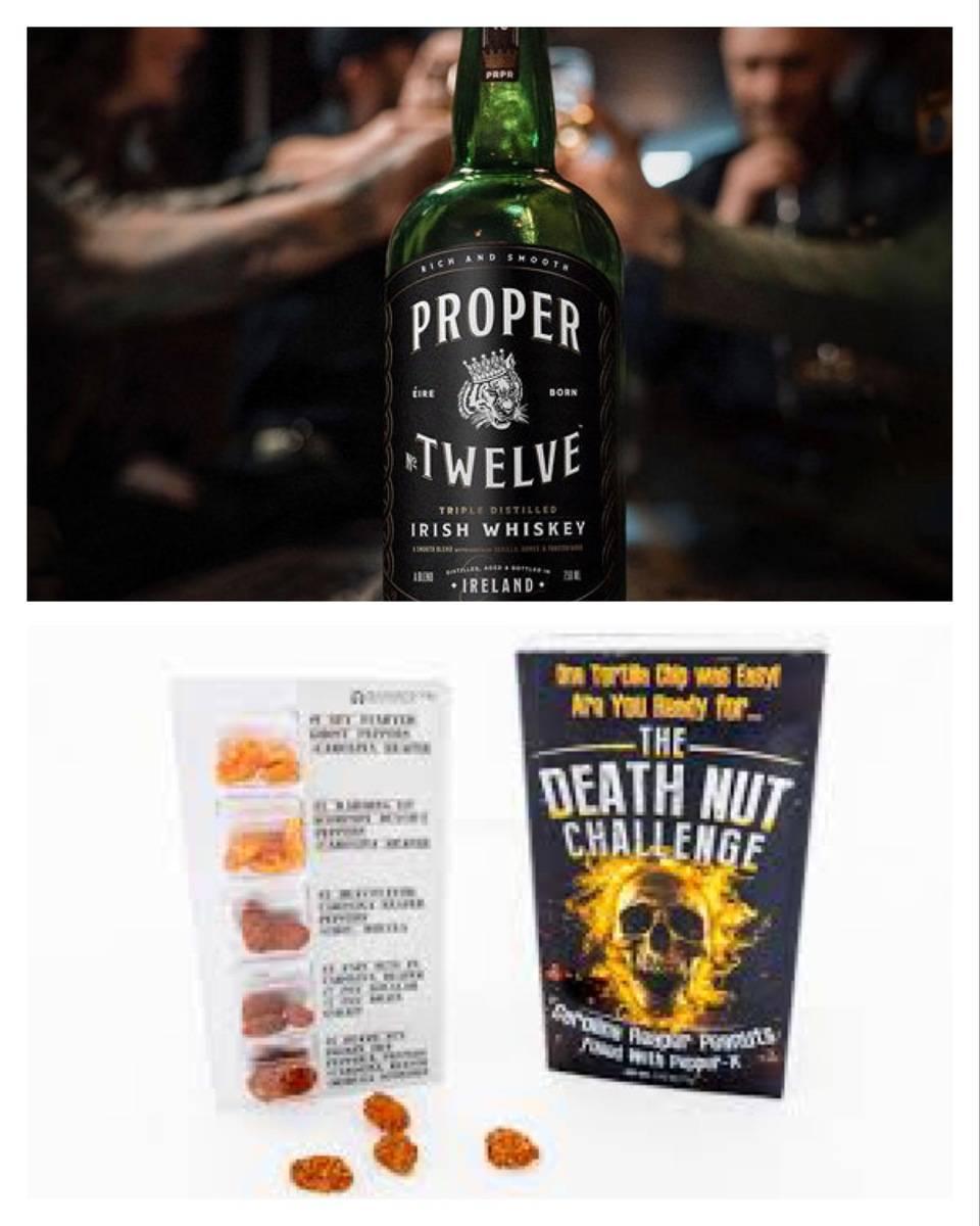 Proper twelve виски от правильного ирландца