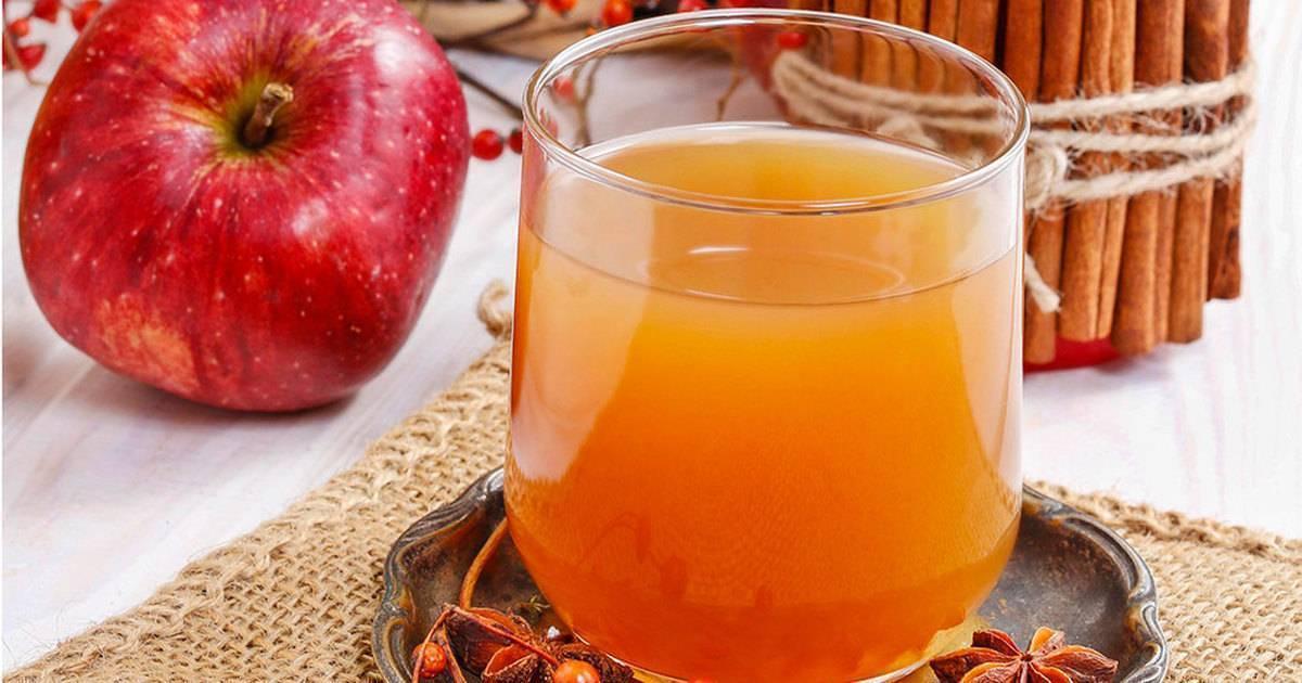Яблочный сидр в домашних условиях - рецепт