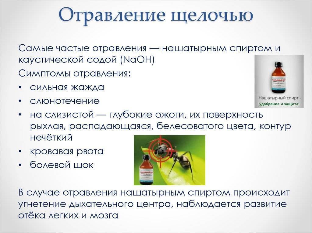 Нашатырный спирт применение. отравление нашатырным спиртом: симптомы, лечение, прогноз