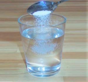 Для чего люди пьют водку с солью?