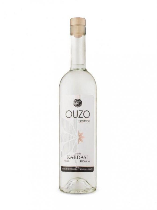 Анисовая водка – один из самых древних алкогольных напитков