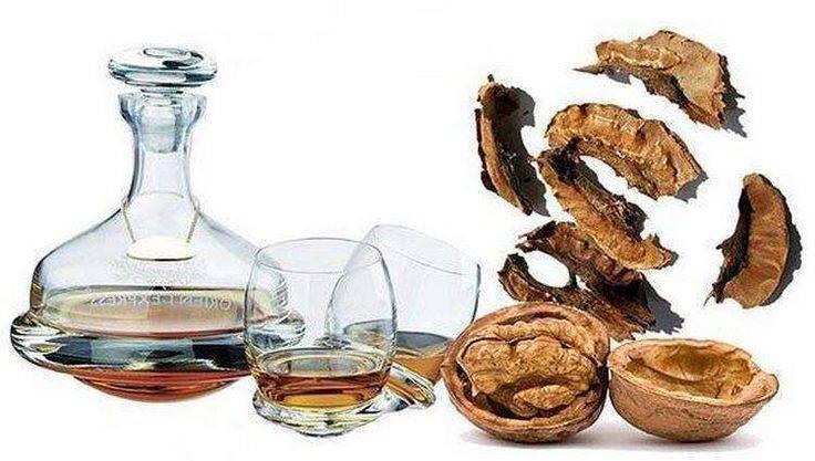 Лечебные свойства перегородок грецкого ореха — защита от йододифицита
