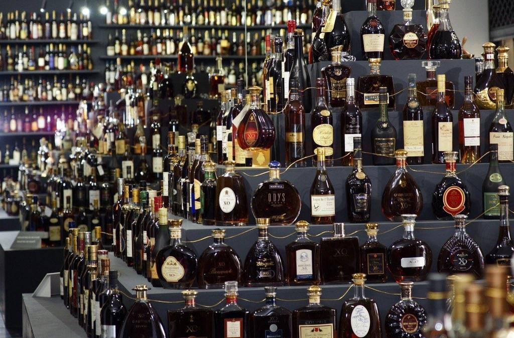 Элитный алкоголь: самые лучшие напитки