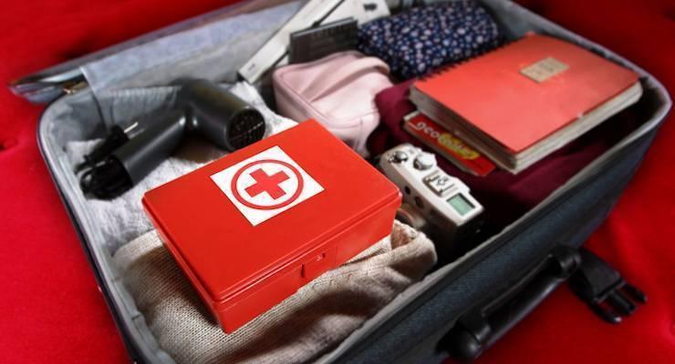 Походная аптечка: выбор, требования к упаковке, состав и расчет количества медикаментов
