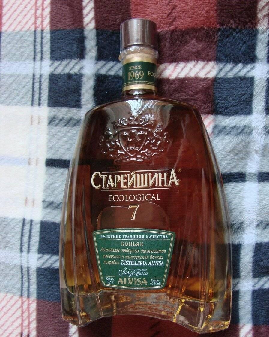 """Коньяк """"старейшина"""": производитель, состав, особенности и виды элитного алкогольного напитка данной марки"""