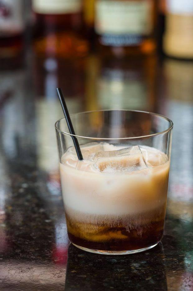 Белый русский коктейль в домашних условиях рецепт с фото пошагово - 1000.menu