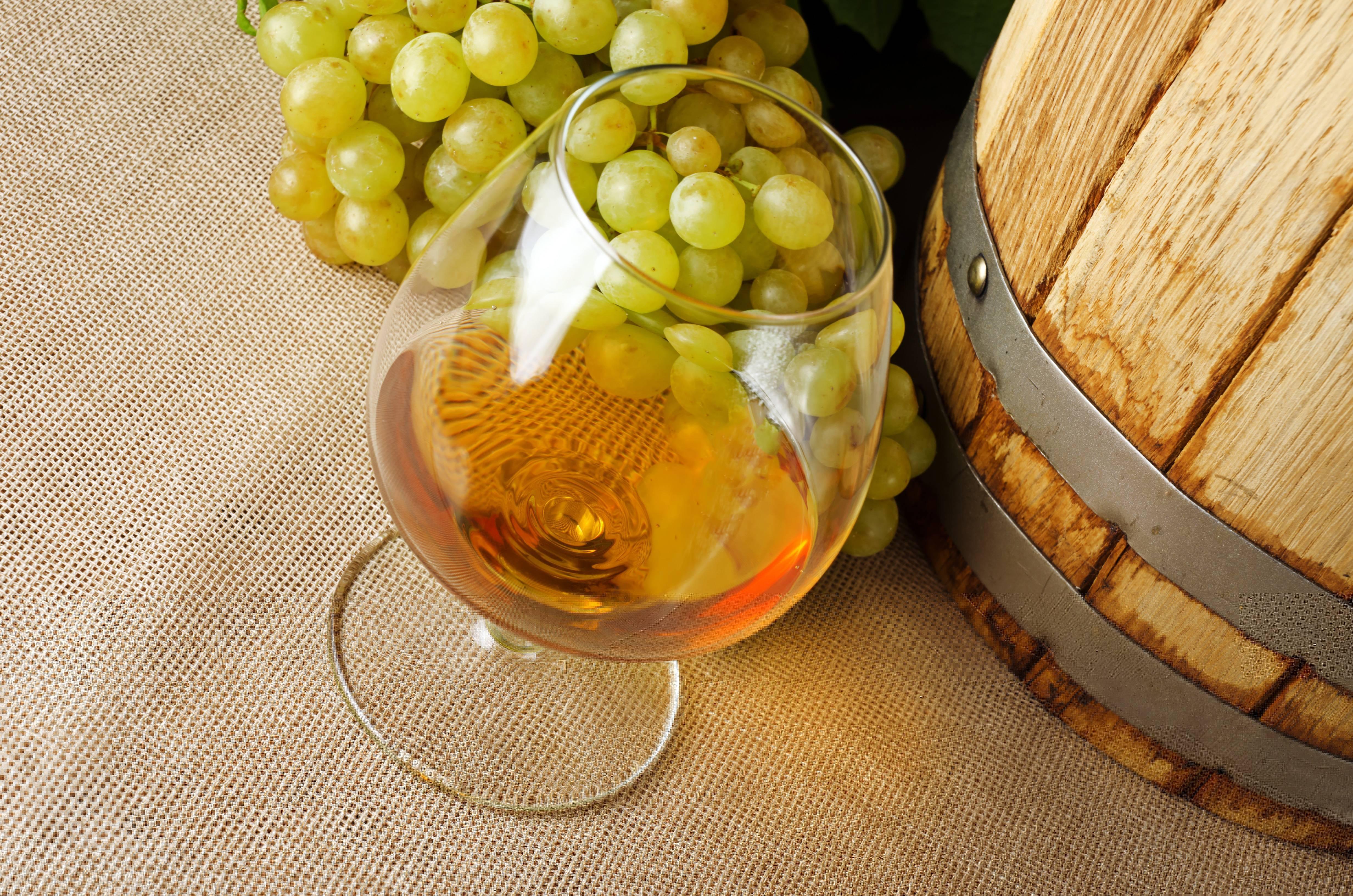 Коньяк из винограда в домашних условиях рецепт