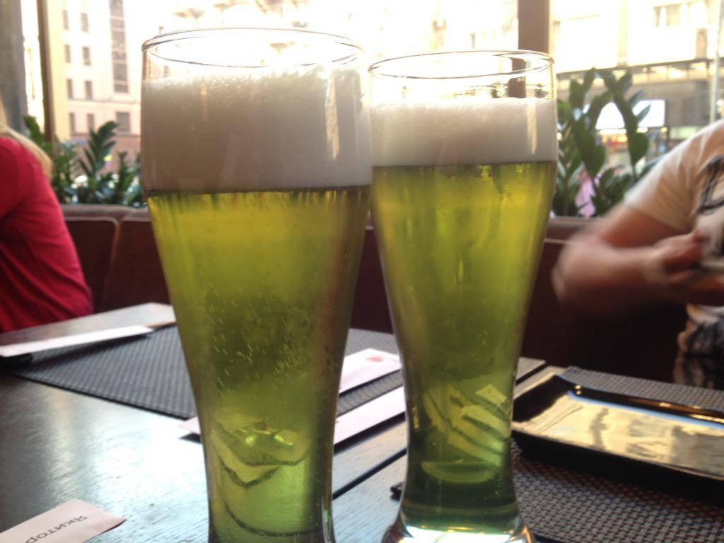 Зеленое пиво: состав и специфические особенности производства
