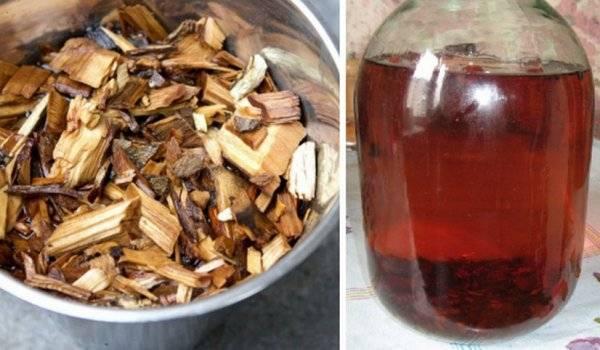 Самогон на дубовой щепе: рецепт настойки, инструкция, изготовление своими руками