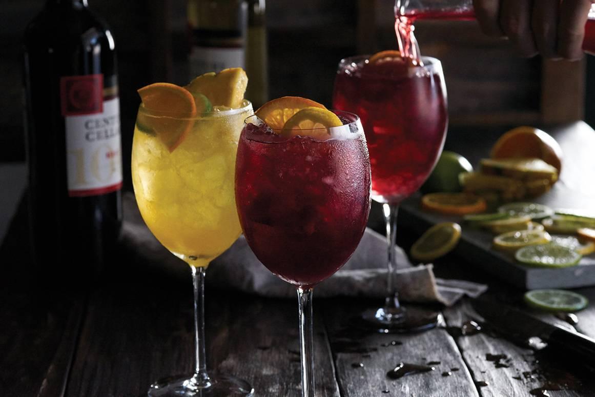 Вино «сангрия»: фруктовый вкус испании