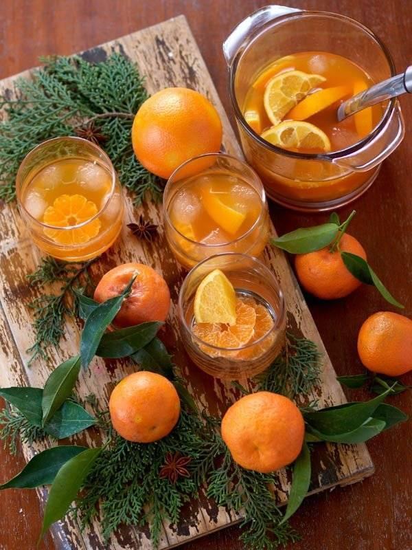 Домашнее апельсиновое вино — когда виноделу зимой скучно