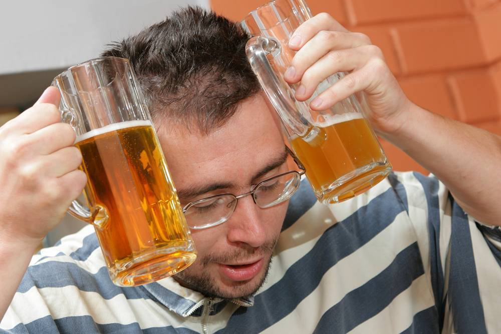 Почему после пива хочется пить