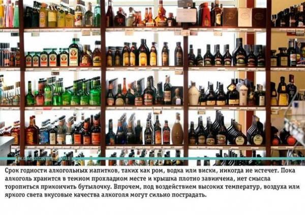 Срок годности водки и хранения: есть ли такие периоды по госту, сколько составляют для закрытой бутылки и после вскрытия, какие условия содержания имеет напиток?