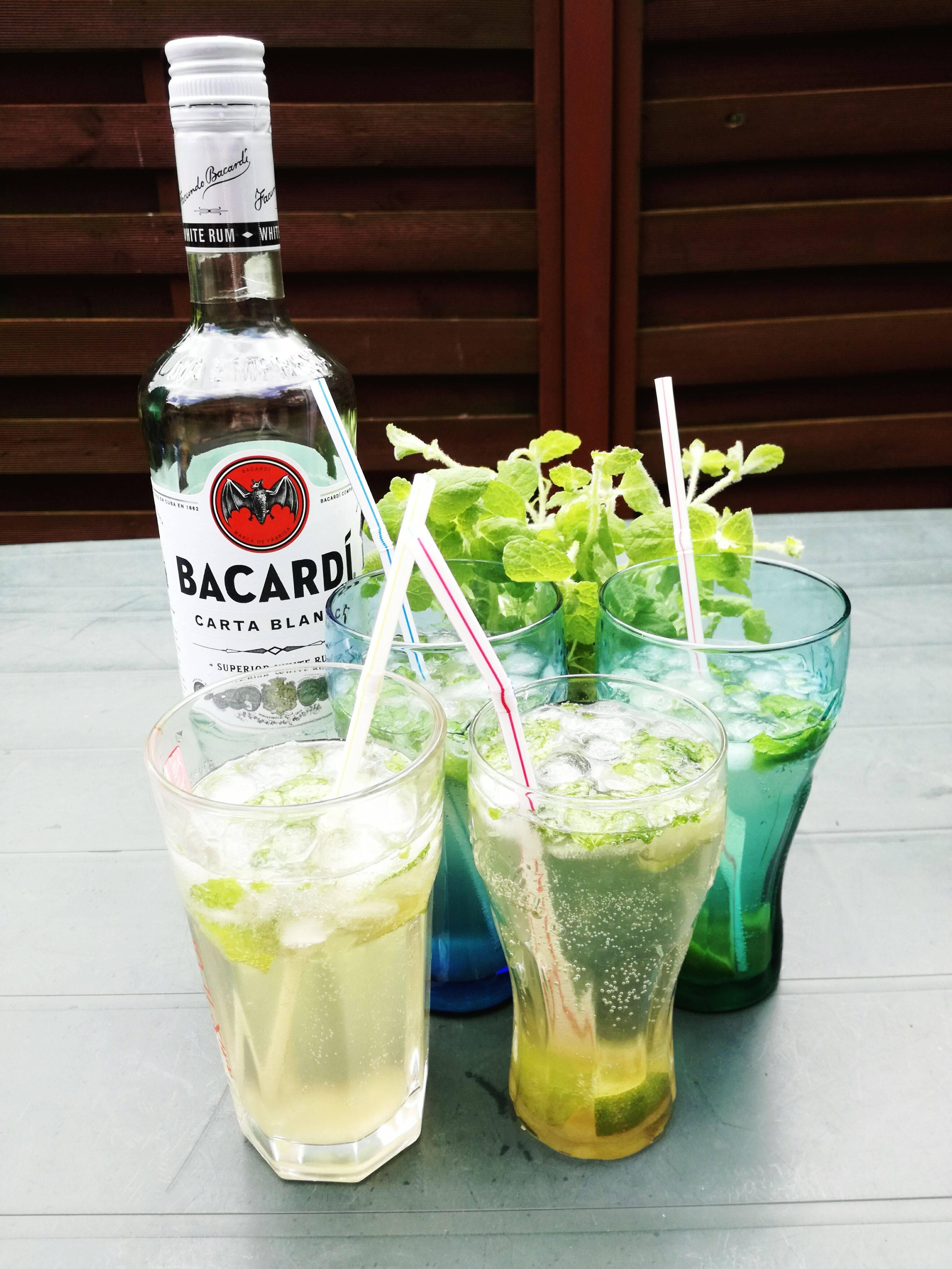 С чем, как пить коктейль мохито? как пить мохито в бутылке?