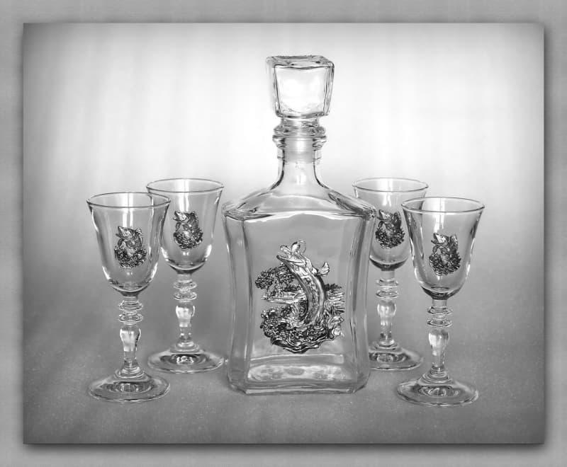 Штоф для водки – о мере объема и сосуде для подачи напитка