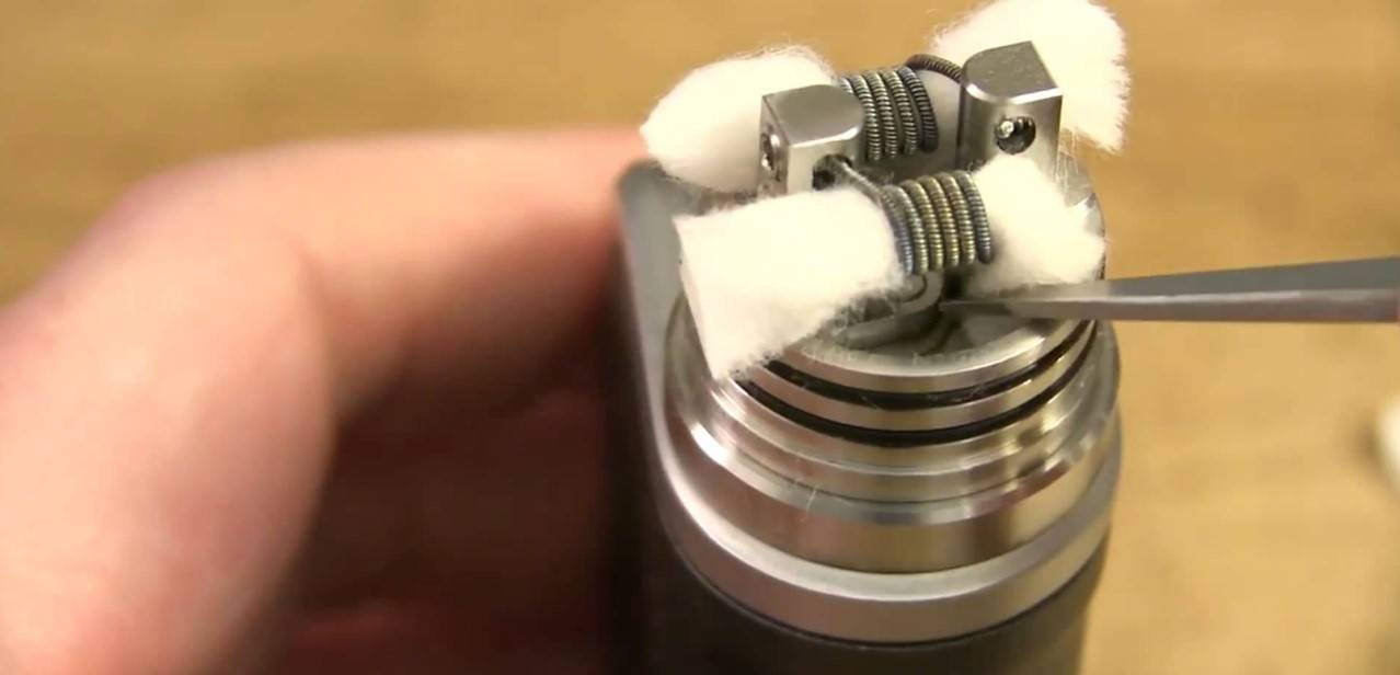 Готовые спирали от vape custom — когда мотать лень | viva la cloud