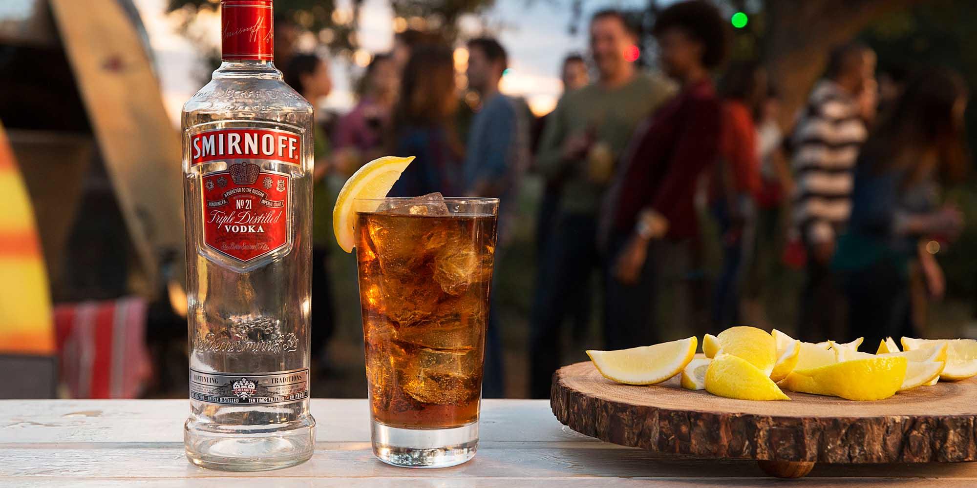 Водка с колой коктейль рецепт с фото пошагово и видео - 1000.menu