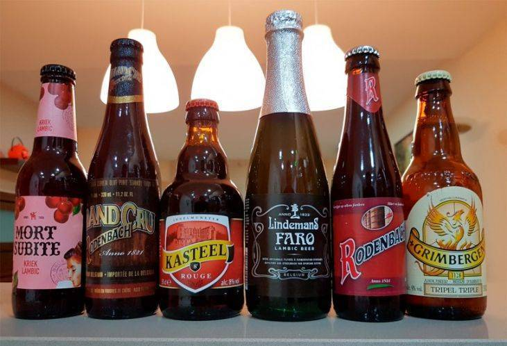 Особенности бельгийского пива   алкофан   яндекс дзен