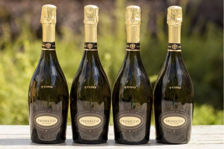 Шампанское боско: особенности итальянского игристого вина и обзор каждого вида