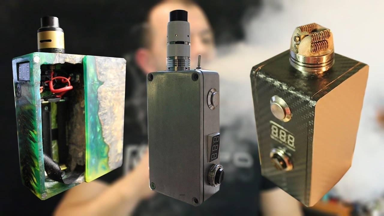 Мехмод своими руками: пошаговая инструкция. механический мод (электронная сигарета) своими руками мех моды для электронных сигарет своими руками