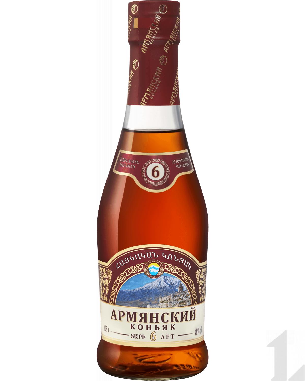 Рейтинг армянских коньяков