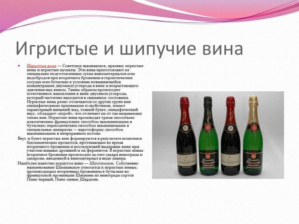 Что такое винный напиток, и чем он отличается от вина? | bezprivychek.ru