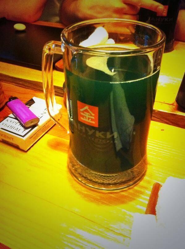 Зеленое пиво: из чего приготовить и как его делают? | pivo.net.ua