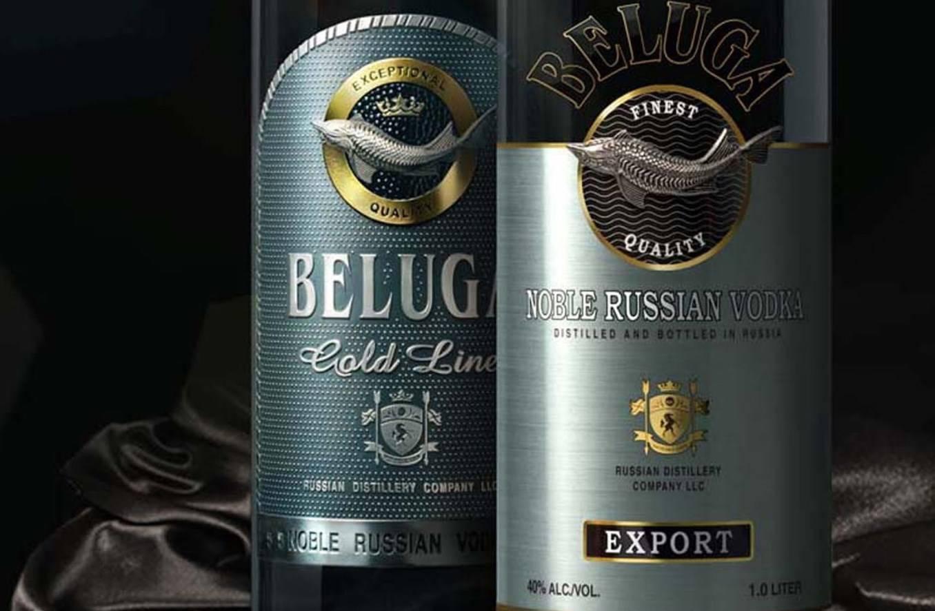 Водка белуга (beluga) — технологии и особенности производства эксклюзивного продукта, стоимость
