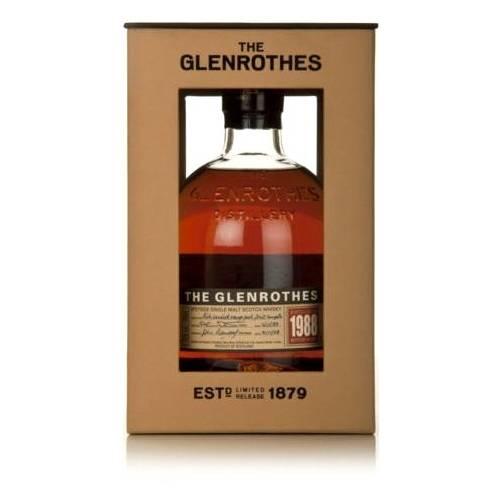 Виски glenrothes vintage reserve и их особенности