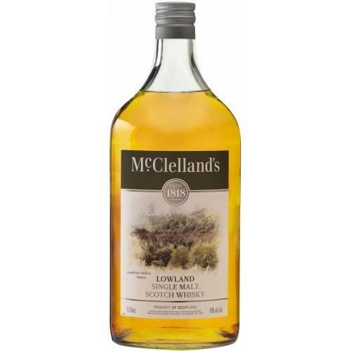 Виски макклелланд (mcclelland's): описание и виды марки