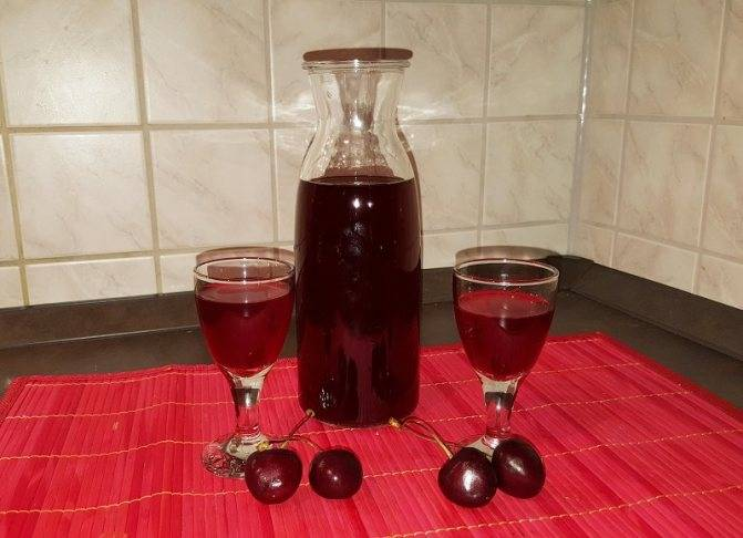 Летнее вино из алычи в домашних условиях