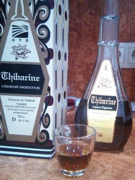 Тунисский ликёр «thibarine»: вкусный, как… финик! | застолье-онлайн