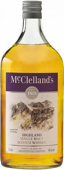 Обзор виски Mcclelland s lowland
