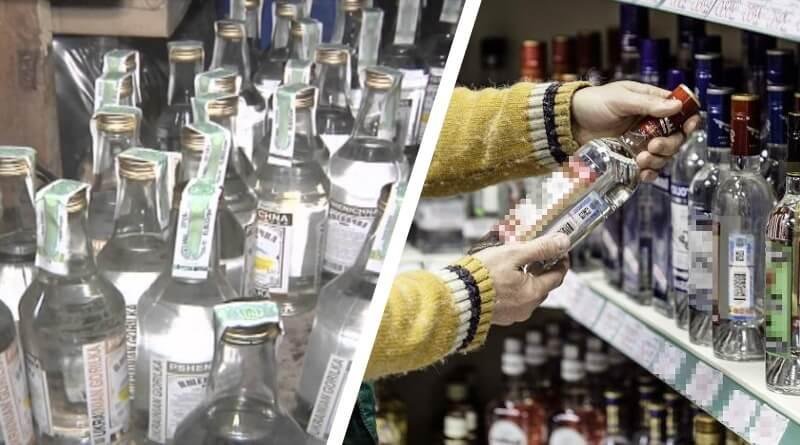 Что такое паленая водка как проверить качество алкоголя?