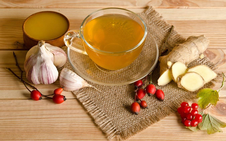 Чай с коньяком от простуды — лор и простуда